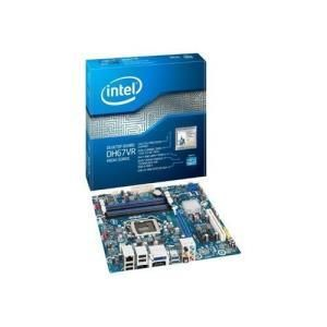 Intel Desktop Board DH67VR Media Series
