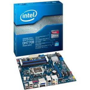 Intel Desktop Board DH77EB Media Series