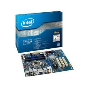 Intel Desktop Board DZ68DB Media Series