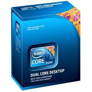 Intel Core i3-540 3.06 GHz