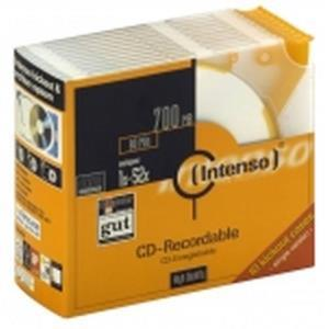 Intenso CD-R 80 Min. 40x (10 pcs)