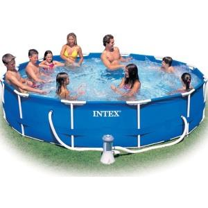 Intex Metal Frame 457x122