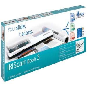 Iris IRIScan Book 3