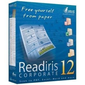 Iris Readiris Corporate 12 (Upgrade)
