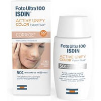 Isdin Fotoultra 100 Active Unify Color Fusion Fluid SPF50+