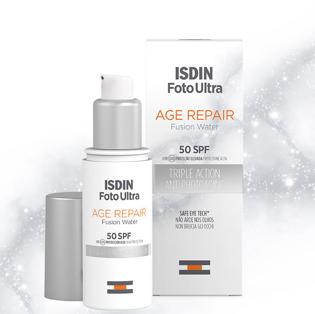 Isdin Fotoultra Age Repair Fusion Water SPF50 50ml