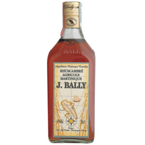 J.Bally Rhum Ambrè Agricole Martinique