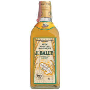 J.Bally Rhum Paille Agricole Martinique