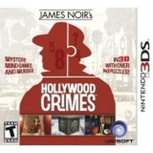 Ubisoft James Noir's Hollywood Crimes 3D