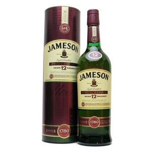 Jameson Whiskey 12 Years Old