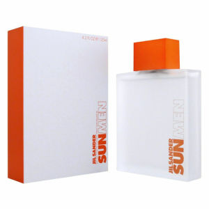 Jil Sander Sun For Men Eau de Toilette 125ml
