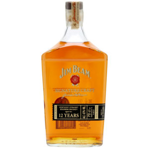 Jim Beam Signature craft whisky