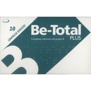 Be-Total Plus 20compresse