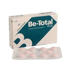 Be-Total Plus 40compresse