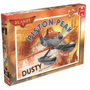 Jumbo Disney Planes Piston Peak Dusty