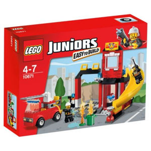 Lego Juniors 10671 Emergenza Incendio