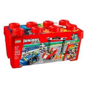 Lego Juniors 10673 Auto da rally