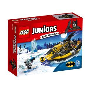 Lego Juniors 10737 Batman contro Mr. Freeze