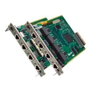 Juniper 4-port ISDN BRI Physical Interface Module (PIM)