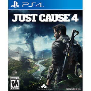 Square Enix Just Cause 4