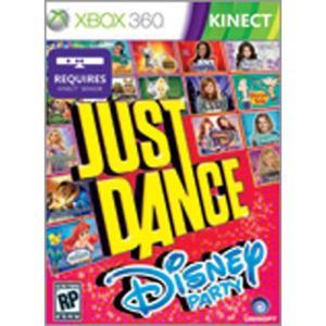 Ubisoft Entertainment Just Dance: Disney Party