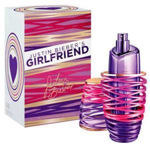 Justin Bieber Girlfriend 100ml