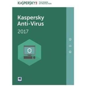 Kaspersky anti virus 2017