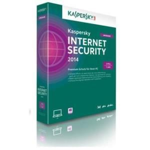 Kaspersky Internet Security 2014 (3 PC)