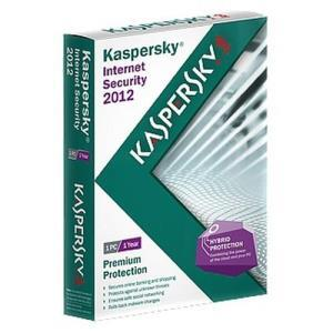 Kaspersky Internet Security 2012 (3 PC)