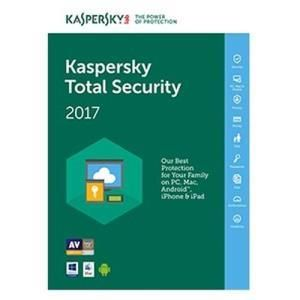 Kaspersky Total Security 2017