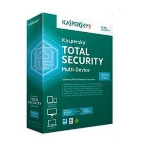 Kaspersky total security multi device