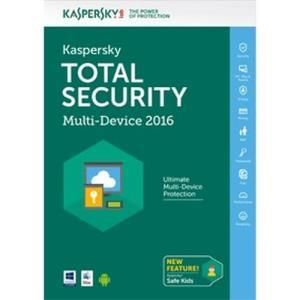 Kaspersky Total Security Multi-Device 2016 (3 dev.)