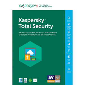 Kaspersky Total Security Multi-Device 2018