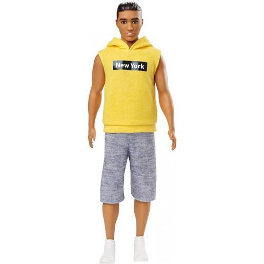 Barbie Ken Fashionistas (GDV14)