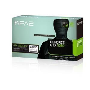 KFA2 GeForce GTX 1060 EXOC 6GB