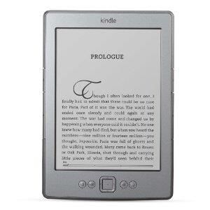 Amazon Kindle4 Wi-Fi 6""