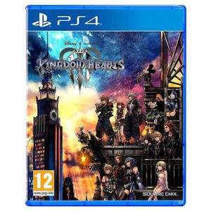 Square Enix Kingdom Hearts III