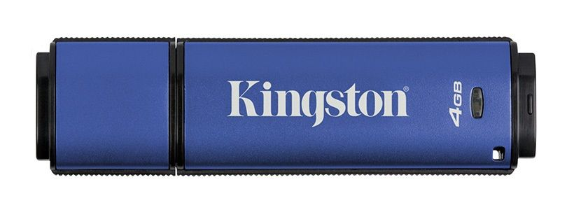 Kingston DataTraveler Vault Privacy Managed 4 GB