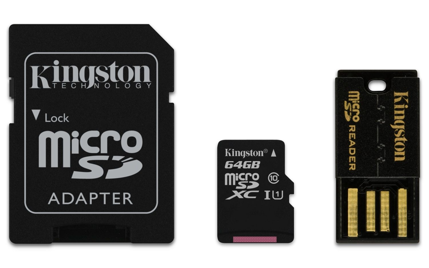 Kingston Multi-Kit / Mobility Kit microSDXC 64GB