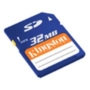 Kingston SD 32 MB