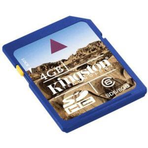 Kingston SDHC 8 GB