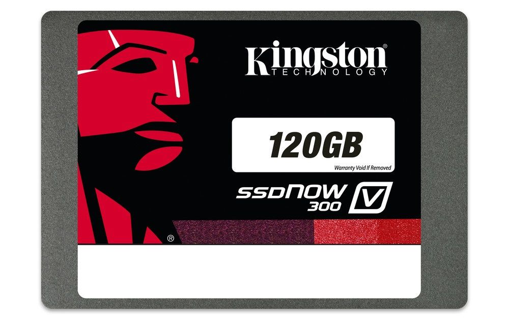 "Kingston SSDNow KC300 SSD 120 GB - 2.5"" - SATA-600"