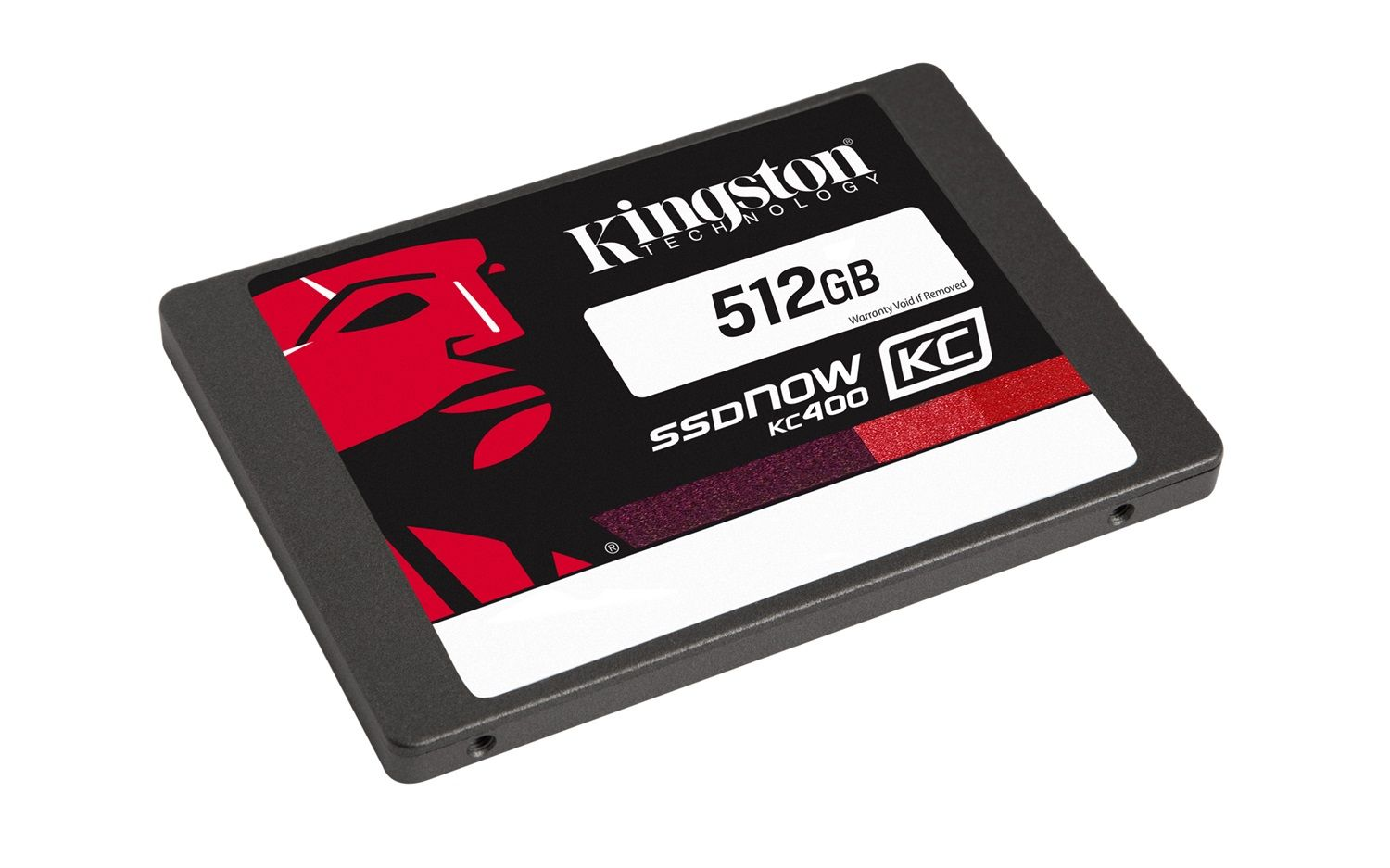 Kingston SSDNow KC400 512GB