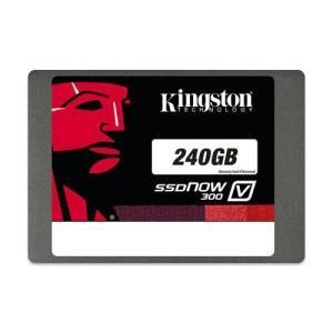 "Kingston SSDNow V300 Desktop/Notebook Upgrade Kit 240 GB - 2.5"" - SATA-600"