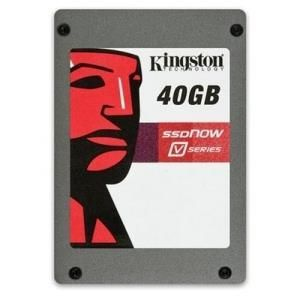 "Kingston SSDNow V-Series Desktop Upgrade kit 40 GB - 2.5"" - SATA-300"