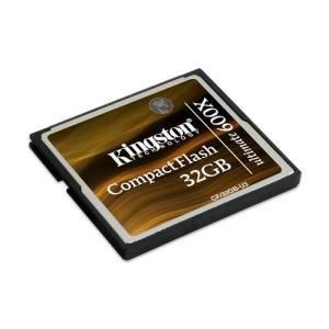 Kingston Ultimate 600x CompactFlash 32 GB
