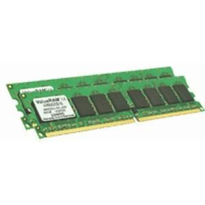 Kingston ValueRAM KVR400D2D8R3K2/2G