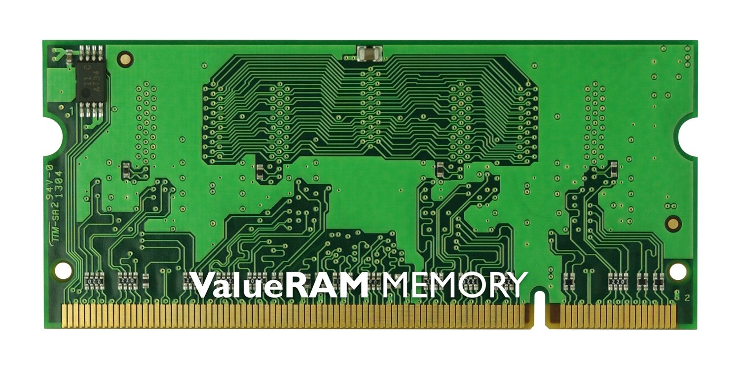 Kingston ValueRAM KVR800D2S6/2G