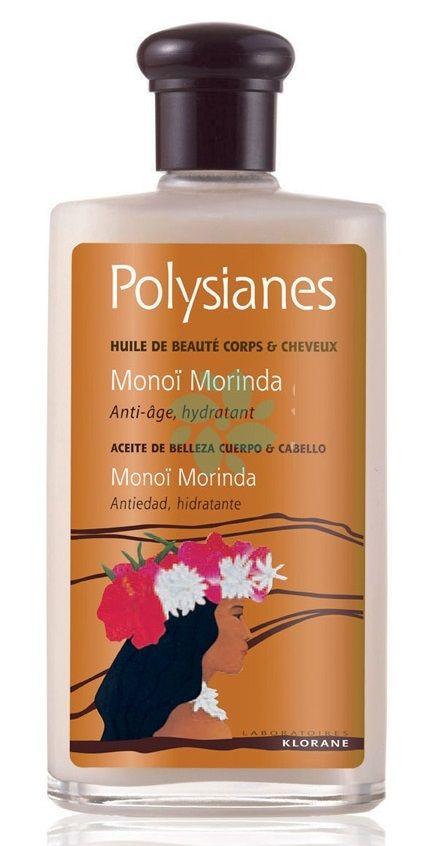 Klorane Les Polysianes Olio Monoi Morinda 125ml