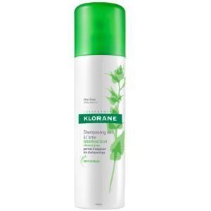 Klorane shampoo secco